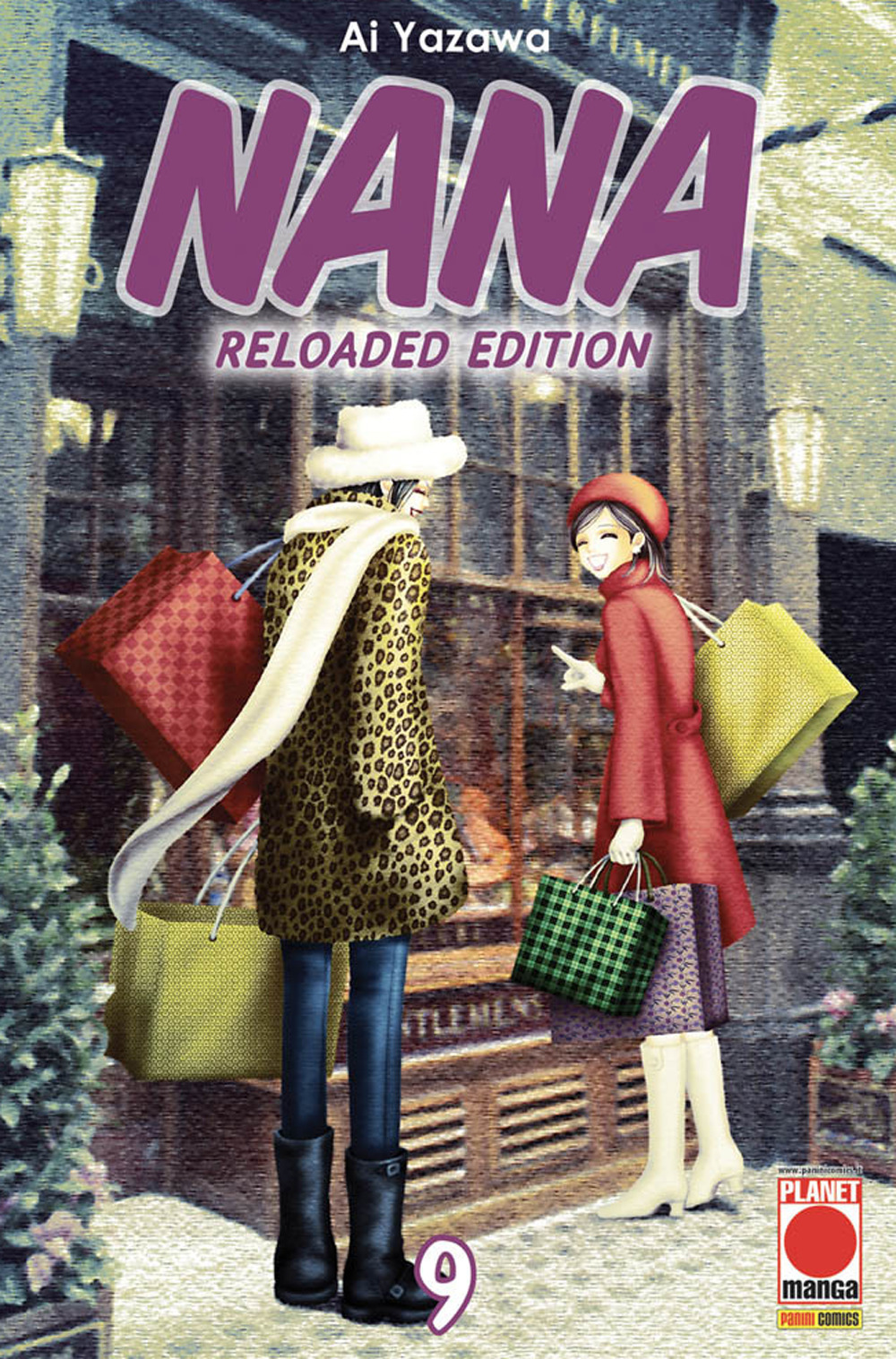 AI YAZAWA - NANA. RELOADED EDITION #09