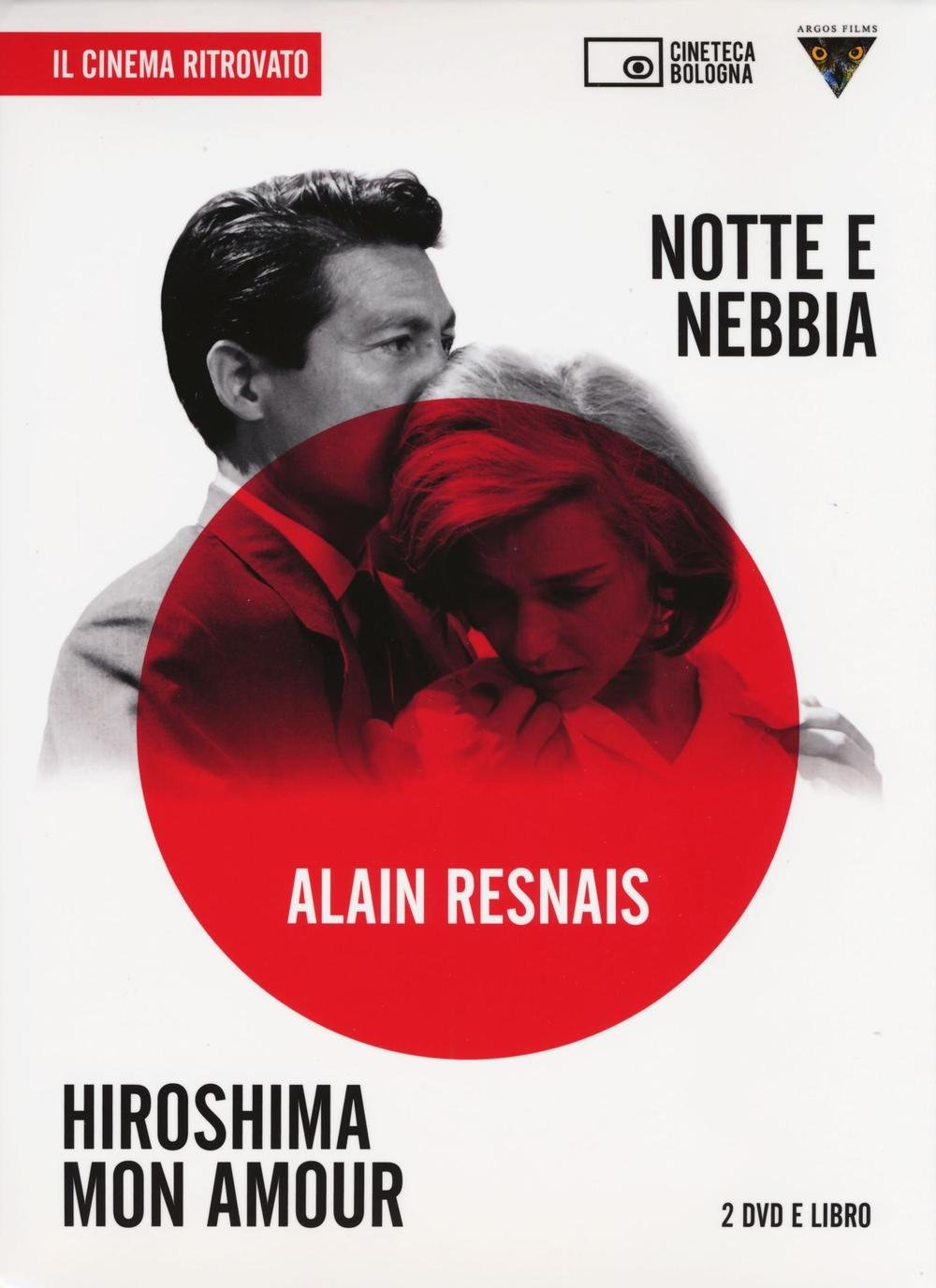 COF.HIROSHIMA MON AMOUR / NOTTE E NEBBIA (2 DVD+LIBRO) (DVD)