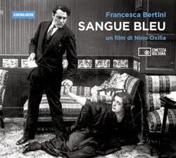SANGUE BLEU (DVD+BOOKLET (DVD)