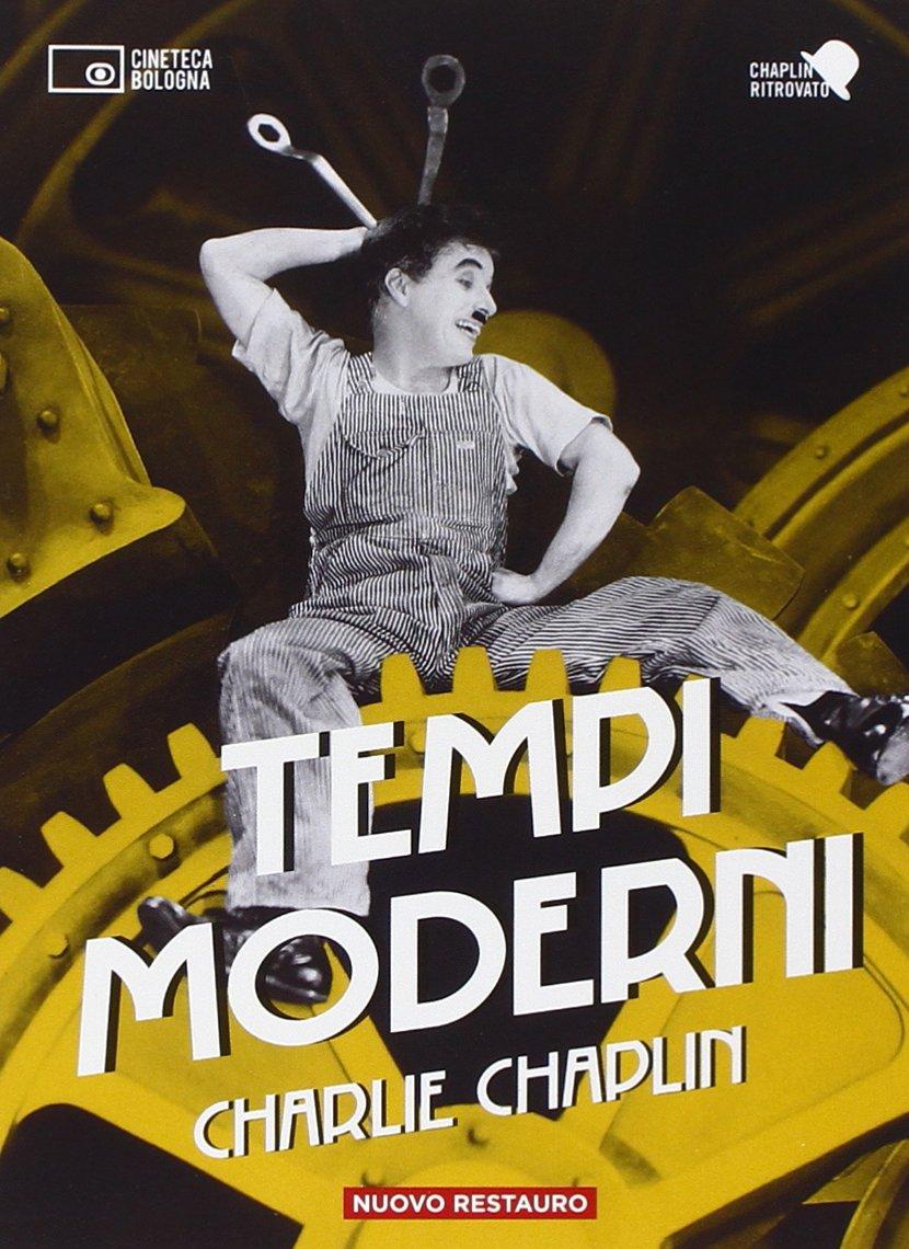COF.CHARLIE CHAPLIN - TEMPI MODERNI (2 DVD+BOOKLET) (DVD)