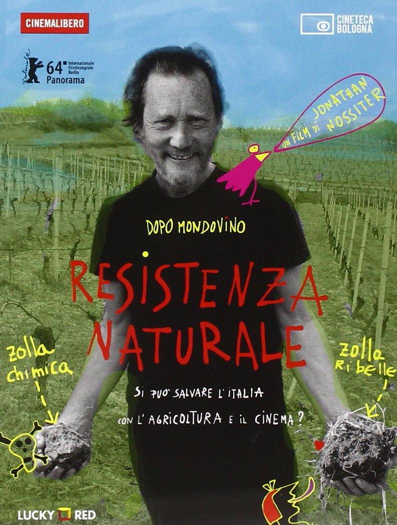 JONATHAN NOSSITER - RESISTENZA NATURALE (DVD+LIBRO) (DVD)