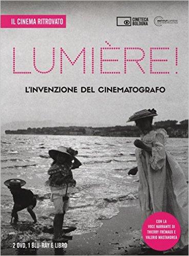 LUMIERE! I FILM CHE HANNO INVENTATO IL CINEMATOGRAFO (DVD)