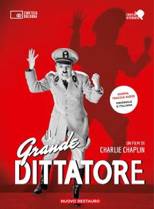 COF.CHAPLIN - IL GRANDE DITTATORE (2 DVD+LIBRO) (DVD)