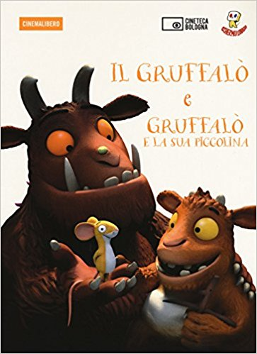 IL GRUFFALO'-IL GRUFFALO' E LA SUA PICCOLINA. DVD. CON LIBRO (DVD)