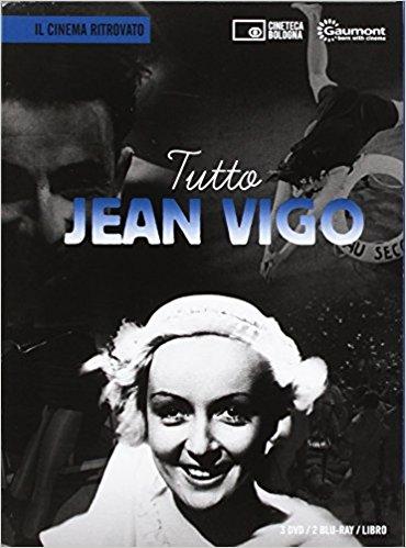 COF.TUTTO JEAN VIGO 3DVD - 2BLU RAY