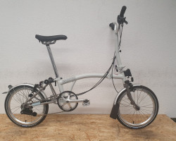 Brompton M6L Superlight