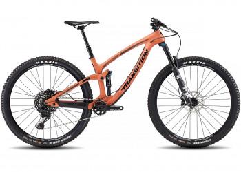 Transition Smuggler Carbon GX; Outlaw Orange, size L