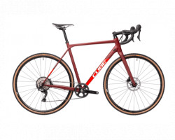 Cube Cross Race SL red`n`red 2021