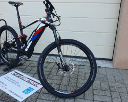 FANTIC Xf1 Trail Integra