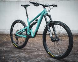 Yeti Cycles > SB150