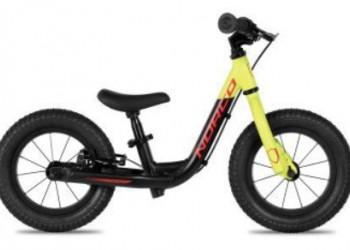 "Norco > Norco Ninja 12"" Laufrad/vélotrotteur. Black/Yellow."