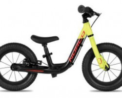 "Norco Norco Ninja 12"" Laufrad/vélotrotteur. Black/Yellow."