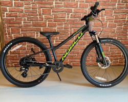 Norco > Charger 4.1 2020, Black/Green.