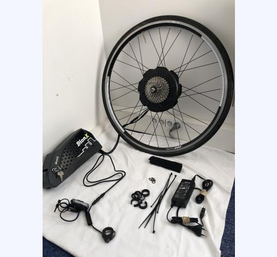 Bionx Ebike Kit Umbausatz 45km/h Akku 48V 24 Ladezyklen 11,6Ah