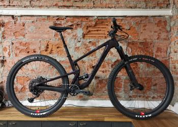 Santa Cruz Tallboy C 4.0 S-Kit RSV Wheels Purple M