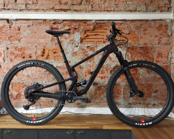 Santa Cruz Tallboy C 4.0 S-Kit RSV Wheels Purple M