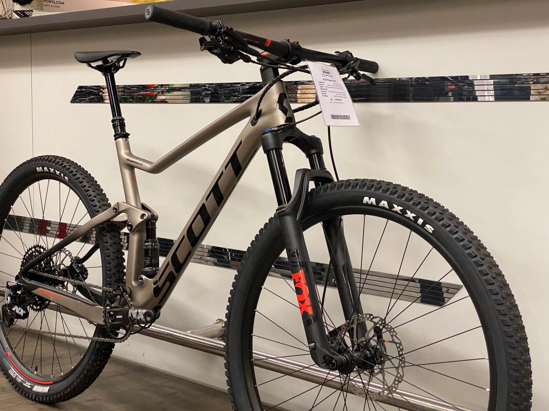 Двухподвесный велосипед Scott Spark 930 (2020) купить в