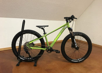 BiXS BX TRACTION 240 lime green 24
