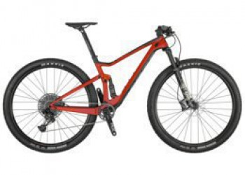 Scott Spark RC 900 Comp red (TW)
