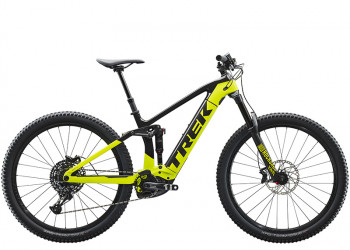 Trek Rail 9.7 M Raw Carbonvolt