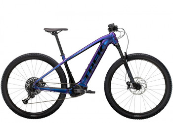 Trek Powerfly 5 M 29 Wheel Purple Fliptrek Black