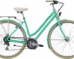 Citybike, Cresta, Arena Vita, F717g Biscay Green glanz, 44cm S, Rahmen