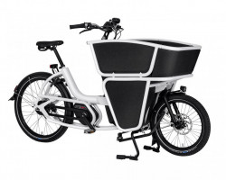 Urban Arrow > Shorty Performance Disc Deore 500Wh