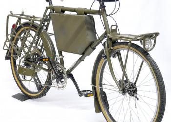 Villiger Prototyp Fahrrad 93