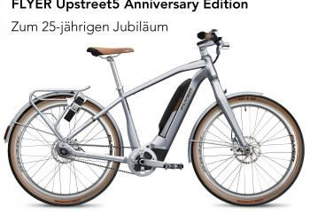 Flyer Upstreet5 9.83 Ltd