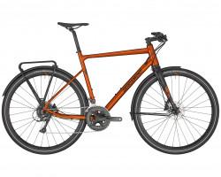 Speedbike, Bergamont, Sweep 5 EQ, dirty orange/black (matt/shiny), 52,