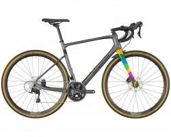 Gravel/Roadbike, Bergamont, Grandurance, Elite, shiny anthracite, 57cm