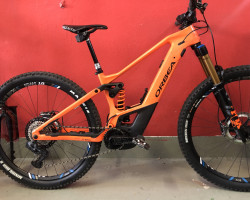 Orbea Wild Fs M Ltd + Option