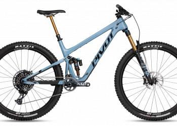 Pivot Trail 429 Carbon Pacific Blue Pro X01 Enduro Kit Gr. L