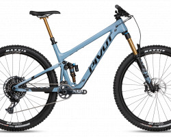 Pivot Trail 429 Carbon Pacific Blue Pro X01 Enduro Kit Gr. L