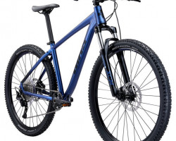Bixs > BX SPLASH 200 BLUE metallic blue 19""