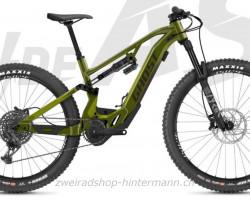 GHOST Hybride Asx Universal 160 Gr. S Grün 2021