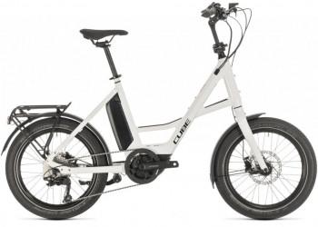 "Cube 20"" Compact Sport Hybrid white´n´black"