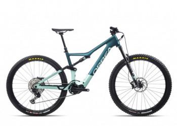 Orbea Rise M20 XL Green-Orcean
