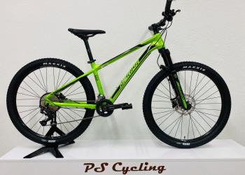 Merida Big.Seven 500 Green Black 15