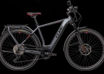 CUBE > Kathmandu Hybrid 45 625 iridium´n´red