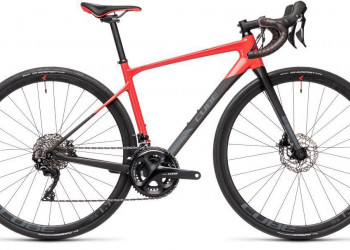 CUBE Axial WS GTC Pro carbon´n´coral