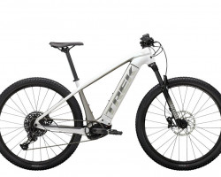 "Trek > Powerfly 5, Crystal White/Metallic Gunmetal L (29""-Laufrad)"