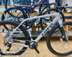 TREK Checkpoint Sl 5 Custom Aufbau