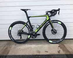 MERIDA Reacto  Disc 8000 Edition