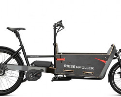Riese & Müller > Packster 60 Nuvinci