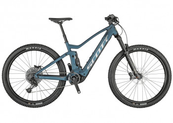 Scott > Strike eRIDE 930 blue (EU)