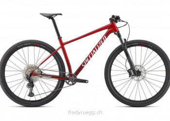 """SPECIALIZED CHISEL COMP 29"""" S ROTBRUSHED WEISS"""
