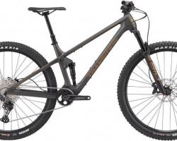 Transition Bikes > Spur Deore Carbon