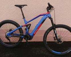 SWYPE E-Bike Tout Suspendu Freqz1 Rh46 Cx 10G Deore 625W