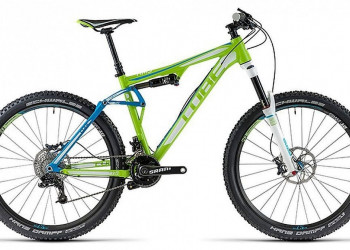Cube AMS 150 HPA Green n Blue